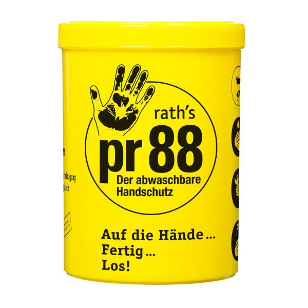raths PR 88 abwaschbarer Handschuh Hautschutzcreme Dose 1000ml