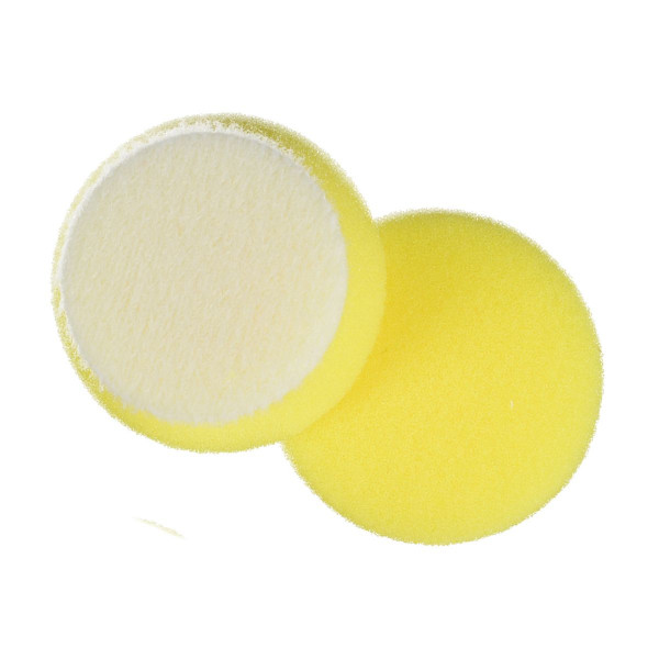 Detail Passion Polierpad medium gelb 15mm Ø 35/45mm