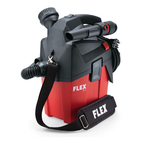 Flex Kompaktsauger mit Rolluntersatz VC 6 L MC 1200W