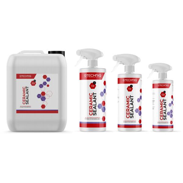 Gtechniq Keramikversiegelung Spray Liquid Crystal C2v3
