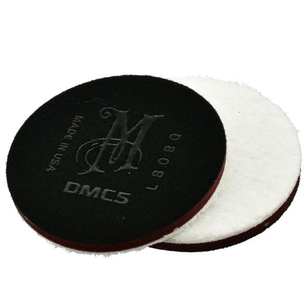 Meguiars Detailer DA Microfiber Cutting Polierpad 140mm (2 Stück)