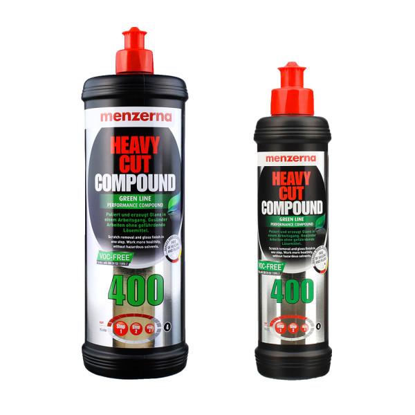 Menzerna Heavy Cut Compound 400 Green Line VOC-Free