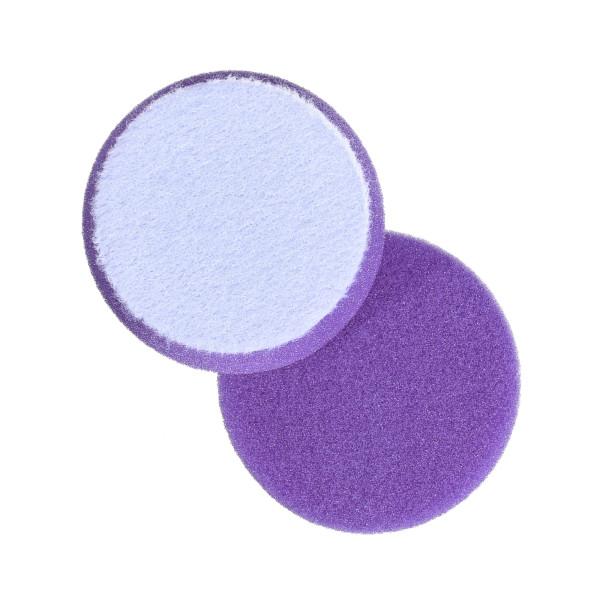 Detail Passion Polierpad 50mm medium purple 15mm Ø 55/65mm