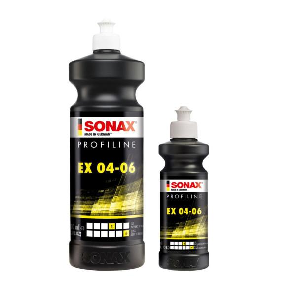 Sonax PROFILINE EX 04-06 OneStep und MediumCut Politur
