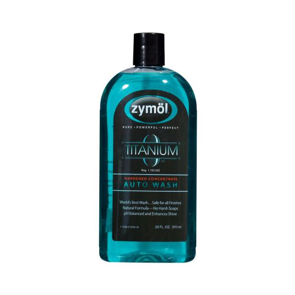 Zymöl Titanium Wash Concentrate Autoshampoo 591ml