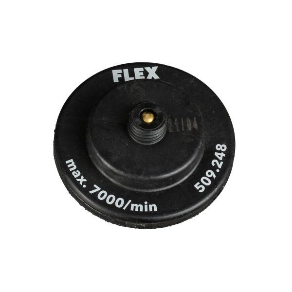 50mm von Rupes an der Flex PXE 80