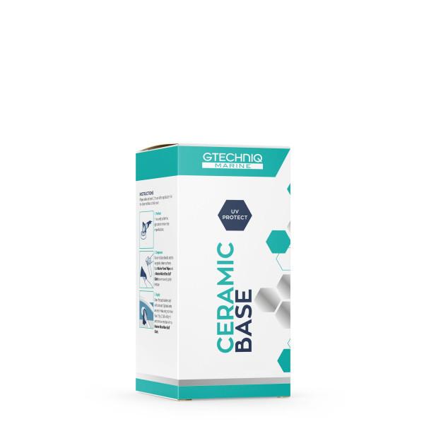 Gtechniq Marine Ceramic Base Schutzversiegelung Boote Wassersportfahrzeuge 50ml