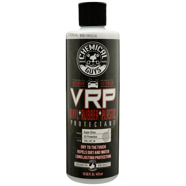 Chemical Guys V.R.P. Super Shine Dressing Kunststoffdressing 473ml