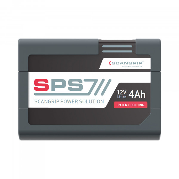Scangrip SPS Akku Batterie 4AH ideal für Multimatch 3