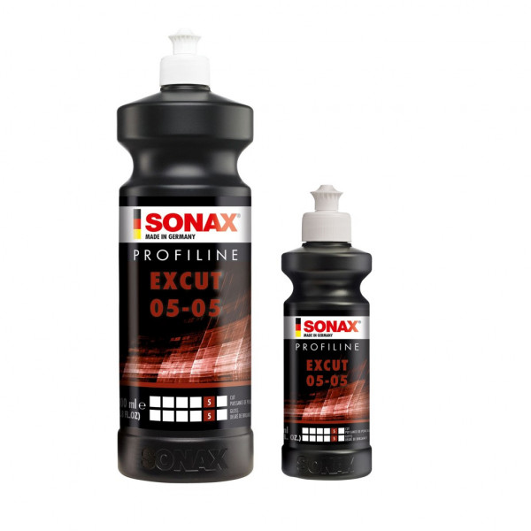 Sonax PROFILINE ExCut 05-05 Hochleistungsschleifpaste Politur für Exzenter