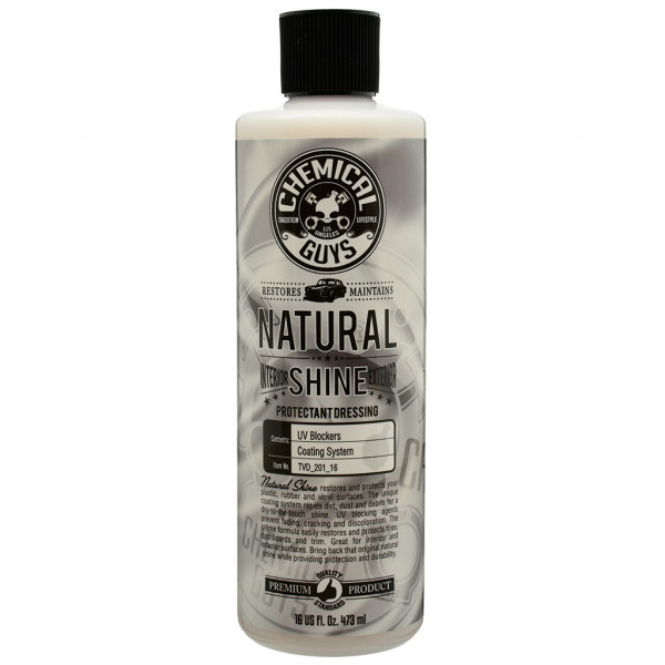 Chemical Guys Natural Shine Satin Cockpit Dressing 473ml