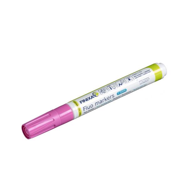 Markierungsstift Neon rosa 1.5mm für Lackarbeiten