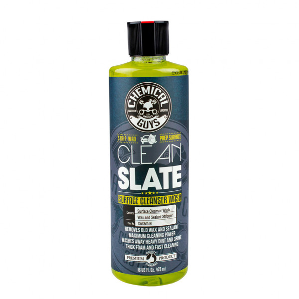 Chemical Guys Clean Slate Surface Cleanser Autoshampoo 473ml