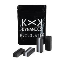 KXK Dynamics R.I.D. Stix Schleifblöcke zur Lackdefektkorrektur 4 Stück