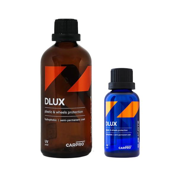 CarPro Felgen- und Kunststoffversiegelung CQuartz DLUX Set