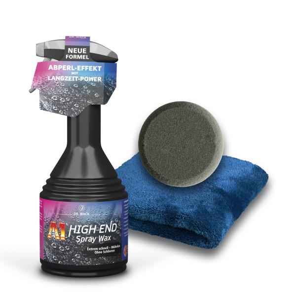 Dr. Wack A1 High End Spray Wax Vorbestellung Chemical-Shark.de