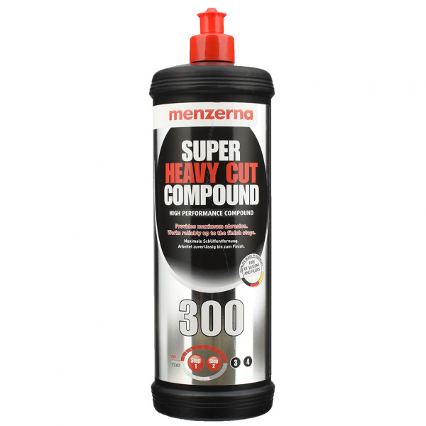 Menzerna Super Heavy Cut Compound SHC300 1 Liter