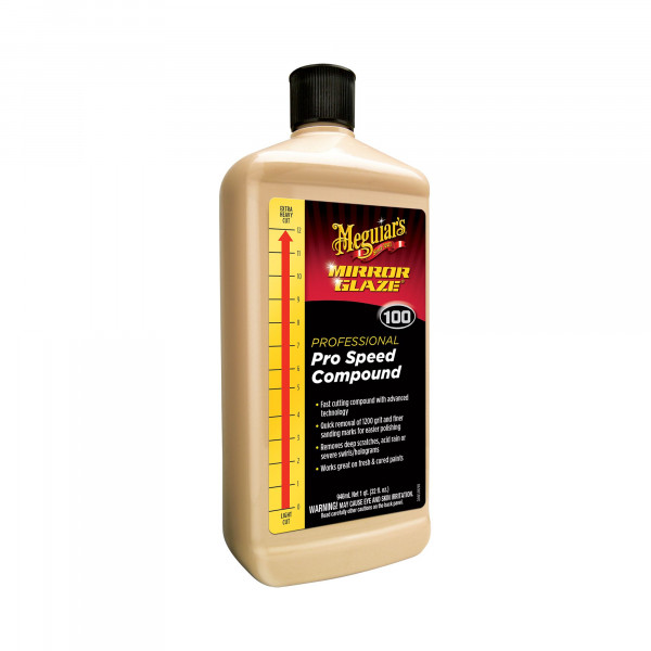 Meguiars Mirror Glaze M100 Pro Speed Compound starke Lackpolitur 945ml