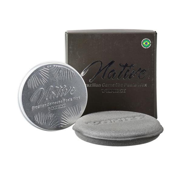 Vonixx Native Paste Wax inkl. Applicator Pad 100ml