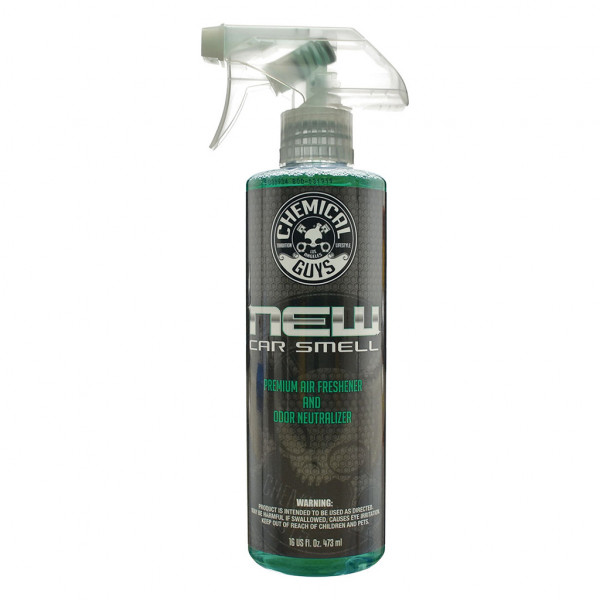Chemical Guys New Car Scent Duft & Lufterfrischer 473ml