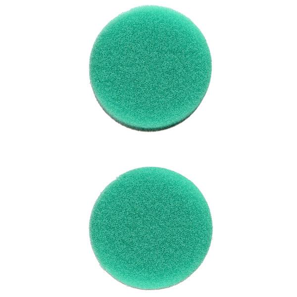 Flex Polierschwamm PSX-G 40 hart grün ideal für PXE 80 (2 Stück) 40mm