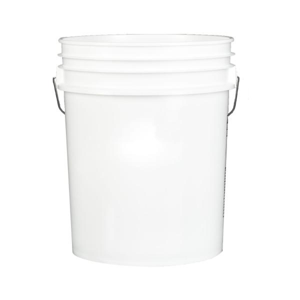 Grit Guard Wascheimer weiß 5 Gallonen