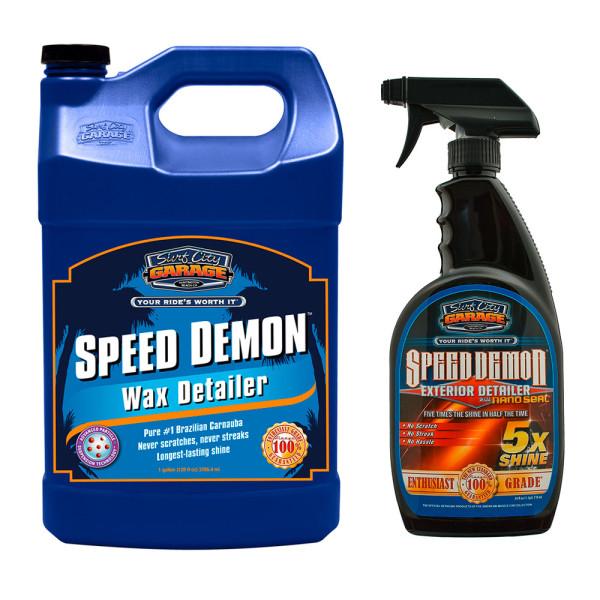 Surf City Garage Speed Demon Wax Detailer