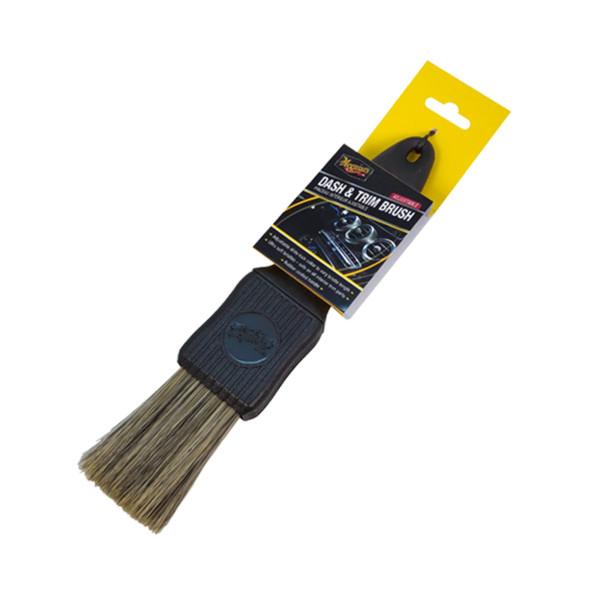 Meguiars Slide Lock Brush Interior Detailing Bürste