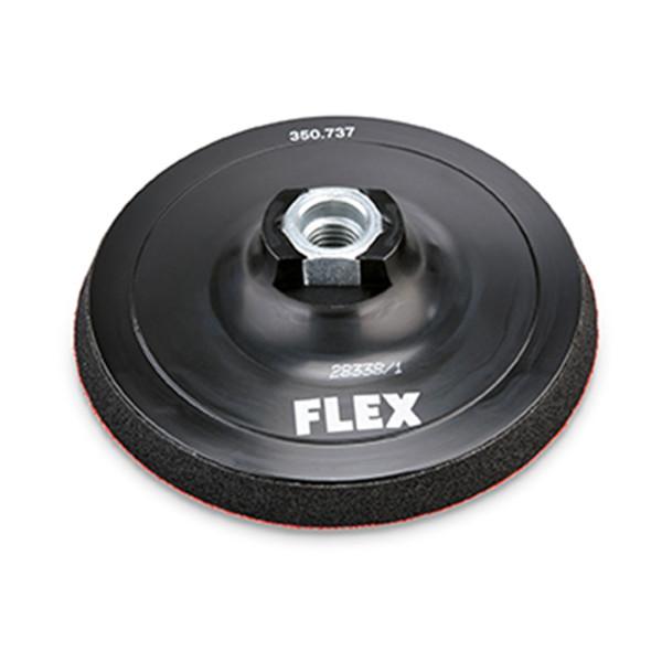 Flex Klett-Teller Stützteller BP-M 150 M14  für Rotationspolierer 150mm