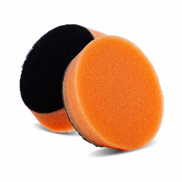 Lake Country Polierpad Force Hybrid Foam orange Medium 17mm Ø 52/60mm