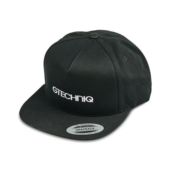 Gtechniq Black Snapback Cap Einheitsgröße