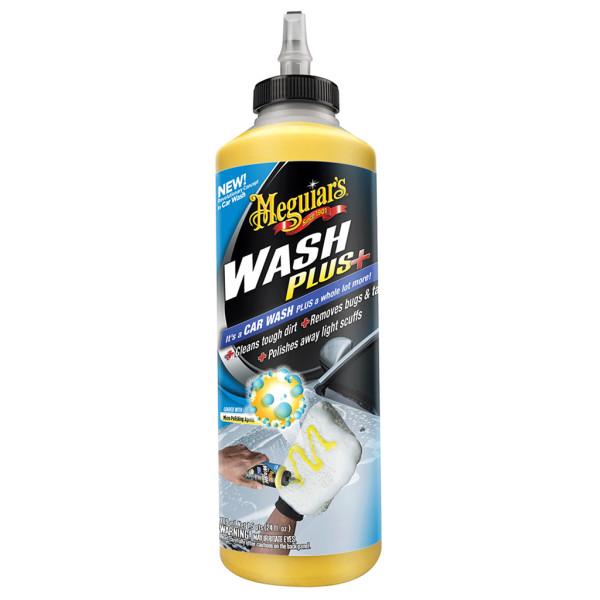 Wash Plus+ zur Wäsche vor Wachsen oder Versiegeln