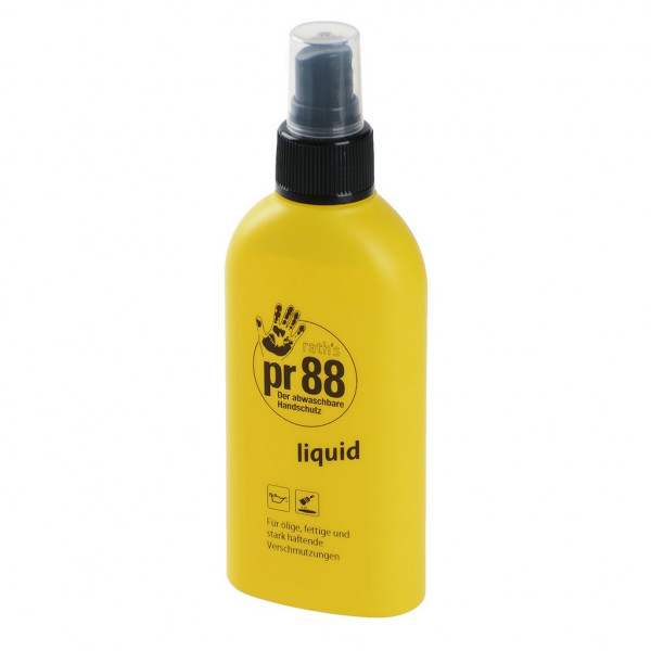 raths PR 88 abwaschbarer Handschuh Hautschutzcreme Sprühflasche 150ml