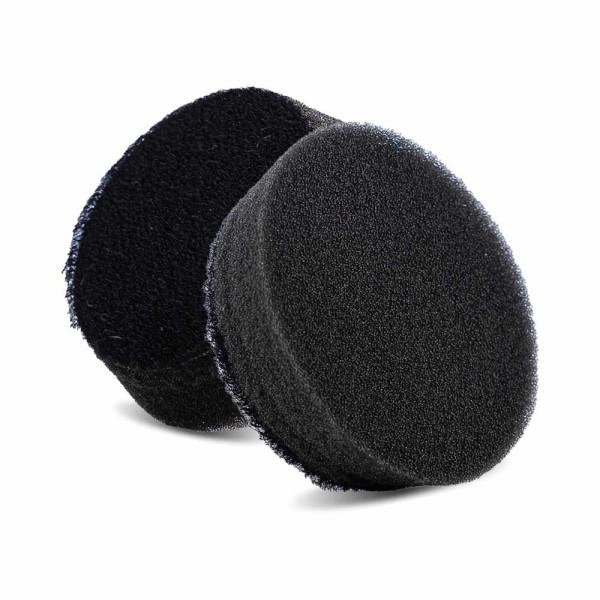 Lake Country Polierpad Force Hybrid Foam black Finishing 17mm Ø 52/60mm