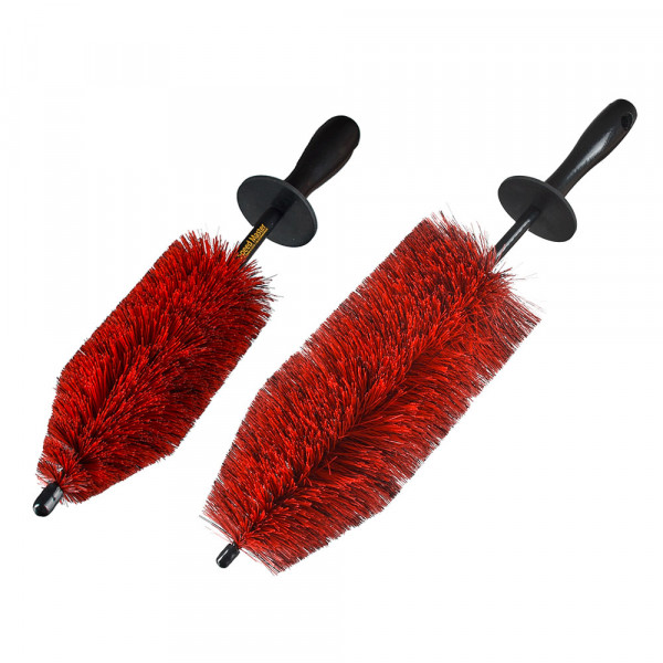 Speed Master Wheel Brush Felgenreinigungsbürste rot