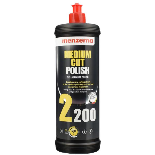 Menzerna Medium Cut Polish MC2200 Feinschleifpaste1 Liter
