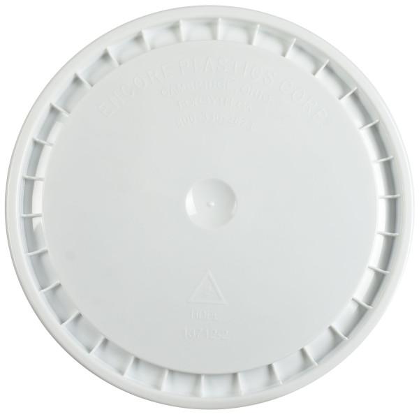 Detail Passion Deckel für Wascheimer Grit Guard Storage Lid white weiß