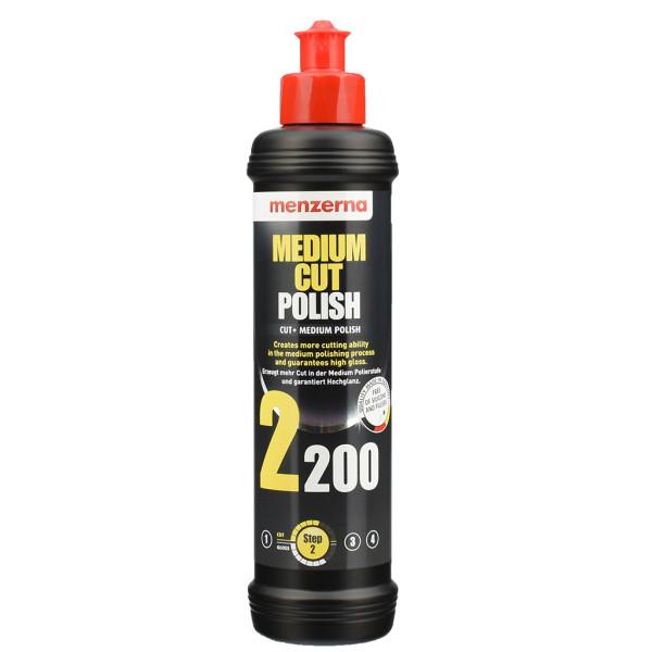 Menzerna Medium Cut Polish MC2200 Feinschleifpaste 250 ml