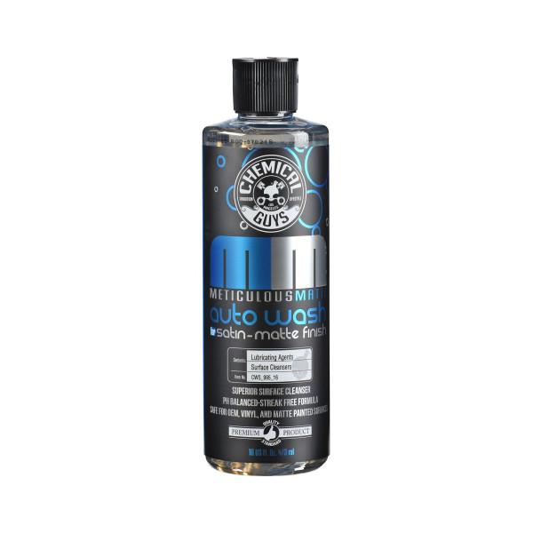 Chemical Guys Meticulous Matte Auto CarWash Shampoo Matte Paint Vinyl 473ml