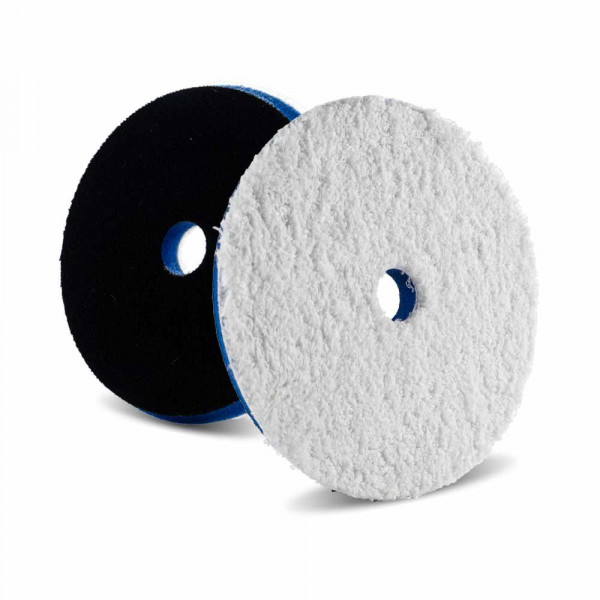 Lake Country Polierpad HDO Microfiber Cutting blue 13mm Ø 150/165mm