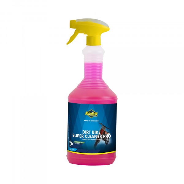 Putoline Motorradreiniger Dirt Bike Super Cleaner 1l