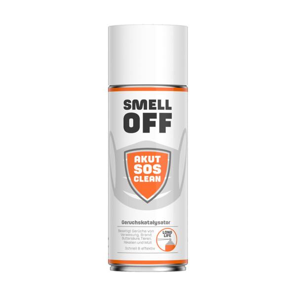 AKUT SOS Geruchsbeseitigungsspray Smell Off Long Life 300ml