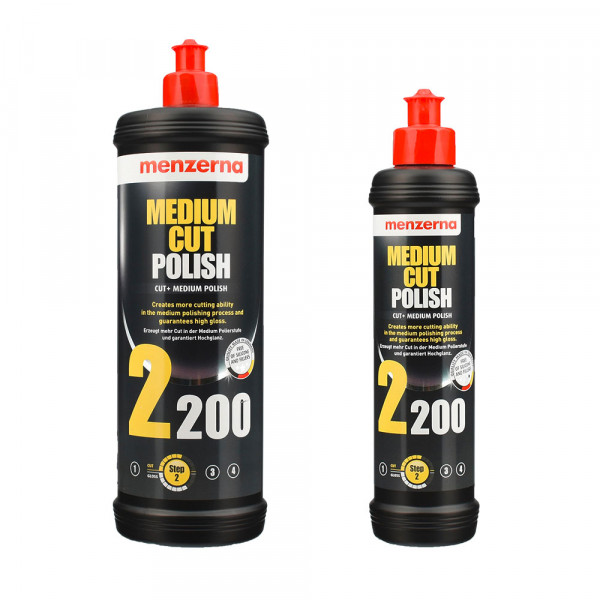 Menzerna Medium Cut Polish MC2200 Feinschleifpaste