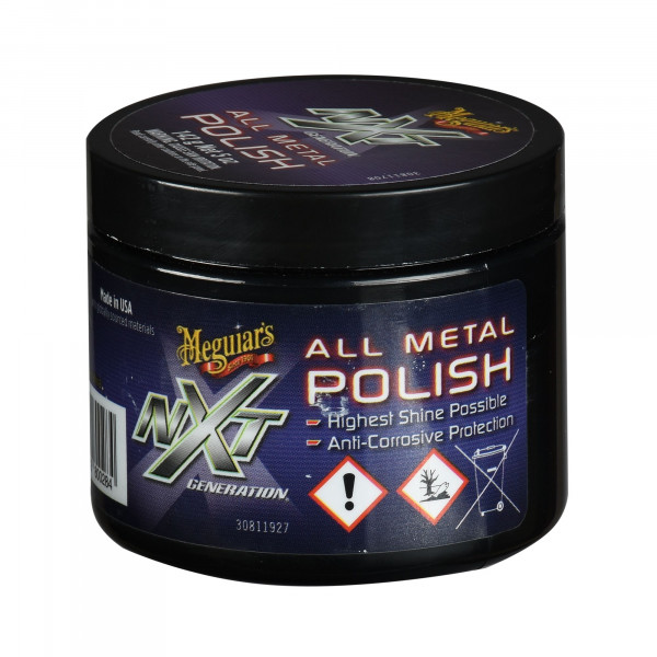 Meguiars NXT Metallpolitur All Metal Polysh 142g