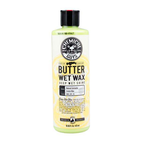 Chemical Guys Butter Wet Wax Wachs 473ml