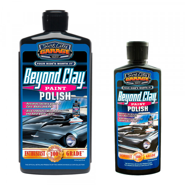 Surf City Garage Beyond Clay Paint Polish