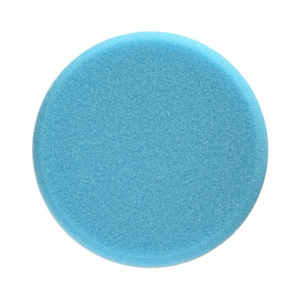 Detail Passion Polierpad Polierschwamm blau fein rotativ 30mm Ø 125/150mm