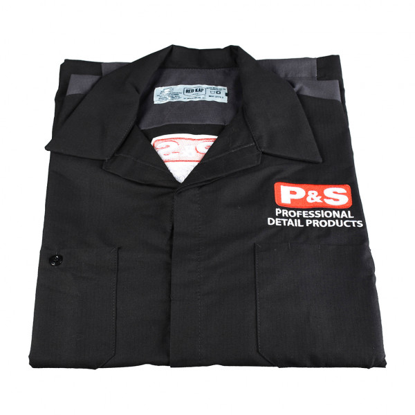 P&S Red Kap P&S Shop Shirt