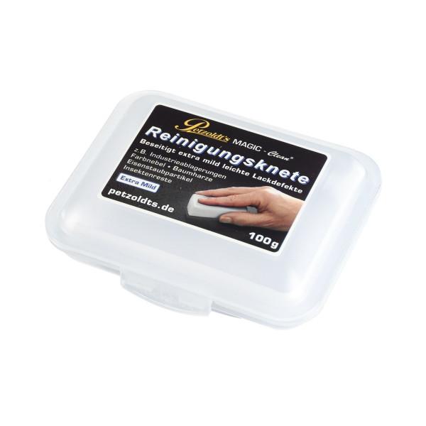 Petzoldts Magic Clean Reinigungs Lackknete mild weiss 100g