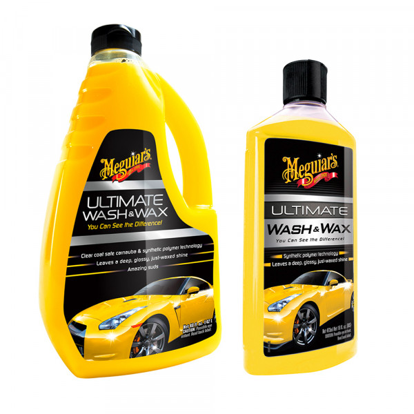Meguiars Ultimate Wash & Wax Carnauba Hybrid Shampoo